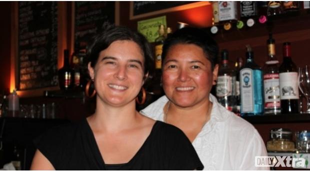 Lisa and Vinetta