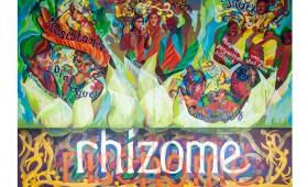 Rhizome Mural